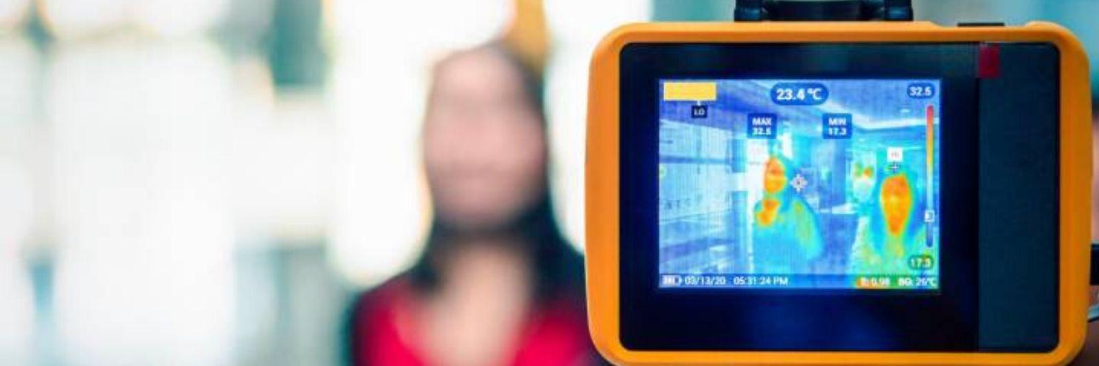 Cámaras termográficas: ¿cómo funcionan y cómo pueden ayudar a tu empresa?